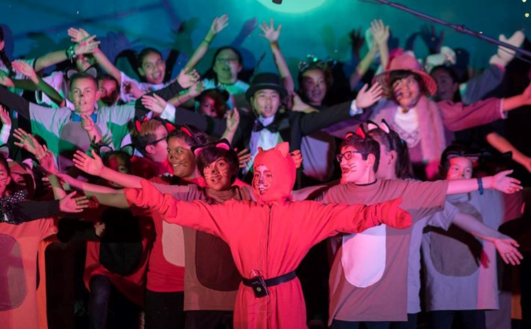 Riverdale Students Deliver Stunning Production of Disney's The Aristocats - article thumnail image