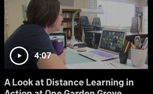 Distance Learning at Riverdale on NBC 4 - article thumnail image